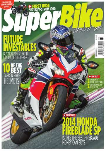 Superbike Magazine Preview