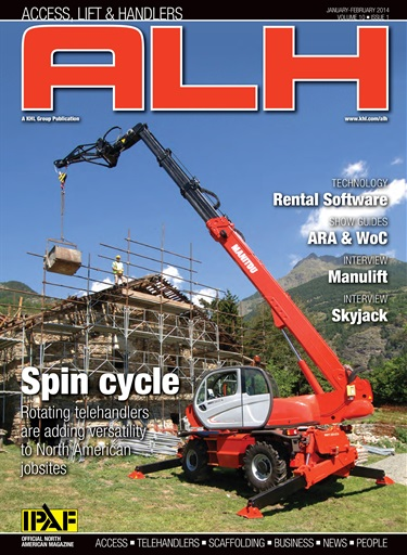 Access, Lift & Handlers Digital Issue