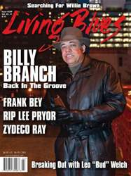 Living Blues #229 issue Living Blues #229