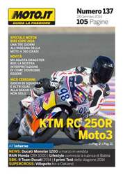 Moto.it Magazine 137 issue Moto.it Magazine 137