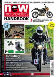 New Motorcyclist's Handbook issue New Motorcyclist's Handbook