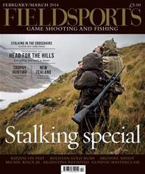 Fieldsports February/March 2014 issue Fieldsports February/March 2014