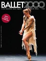Ballett2000 N.243 issue Ballett2000 N.243