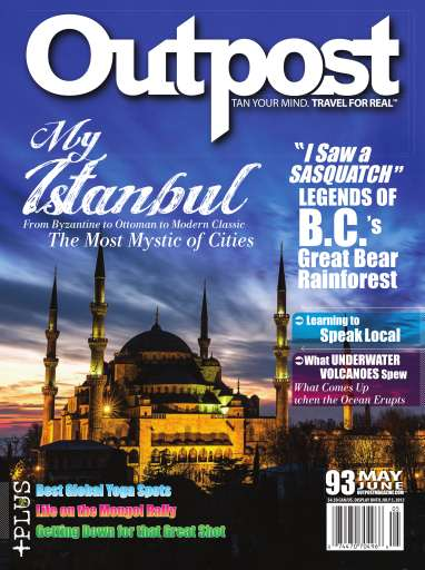Outpost - Adventure Travel Magazine Digital Issue