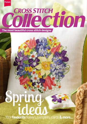 Cross Stitch Collection Digital Issue