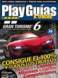 Playmania Guias y Trucos Magazine Cover