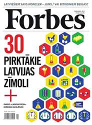 Forbes Feb '14 issue Forbes Feb '14