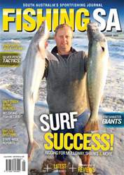 Fishing SA FebMar 2014 issue Fishing SA FebMar 2014