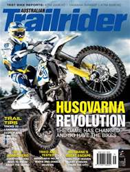 Trailrider Magazine Cover