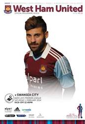 WEST HAM UNITED V SWANSEA CITY issue WEST HAM UNITED V SWANSEA CITY