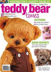 Teddy Bear Times Issue 209 issue Teddy Bear Times Issue 209