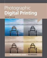 Photographic Digital Printing issue Photographic Digital Printing