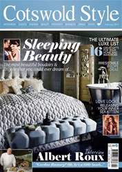 Cotswold Style February 2014 issue Cotswold Style February 2014