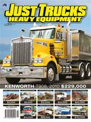 Just Trucks #152 issue Just Trucks #152