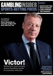 Sports-Betting Focus  - February 2014 issue Sports-Betting Focus  - February 2014
