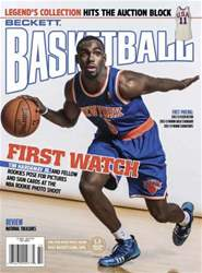 Beckett Basketball Magazine Cover