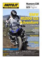 Moto.it Magazine n.138 issue Moto.it Magazine n.138