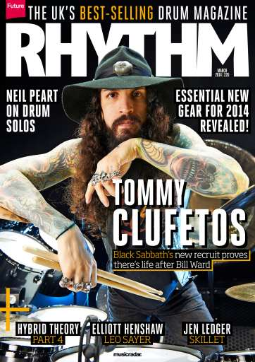 Rhythm Digital Issue