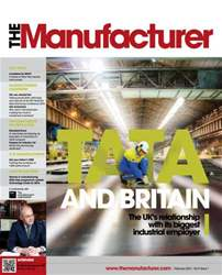 The Manufacturer February 2014 issue The Manufacturer February 2014