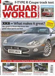No.143 XK8 - What Makes it Great? issue No.143 XK8 - What Makes it Great?