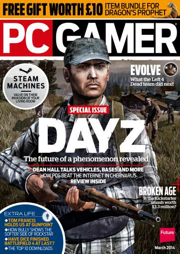 PC Gamer (UK Edition) Digital Issue