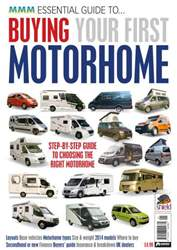 Buying Your First Motorhome Magazine Cover