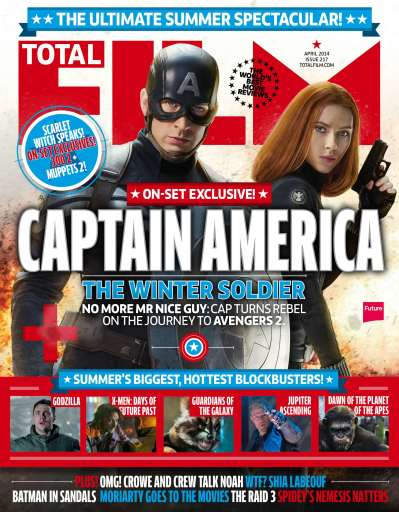 Total Film Magazine April 2014 Subscriptions Pocketmags