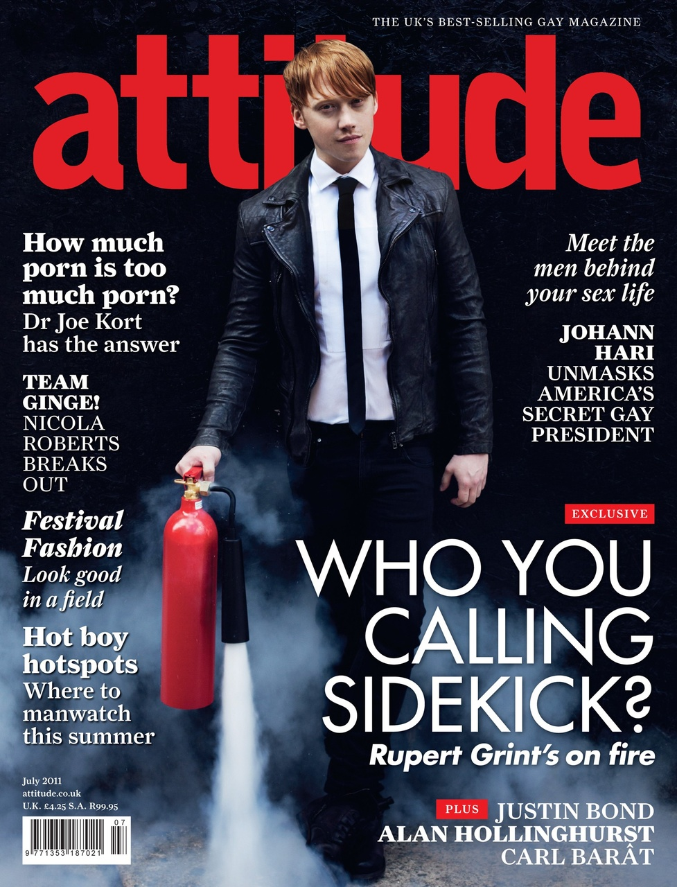 Plus exclusive chats with cabaret doyen Justin Bond Booker winner Alan  Hollinghurst and we ask just how gay is former Libertine Carl Barat?