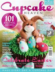 Cupcake Heaven Spring 2014 issue Cupcake Heaven Spring 2014