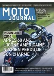 Moto Journal Magazine Cover