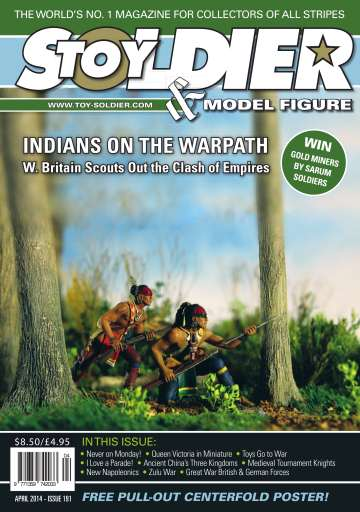 Toy Soldier & Model Figure Digital Issue