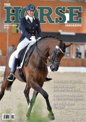 The Horse Magazine March 2014 issue The Horse Magazine March 2014