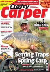 Crafty Carper March 2014 issue Crafty Carper March 2014