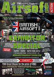 FREE British Airsoft Show Exhibitor Special issue FREE British Airsoft Show Exhibitor Special