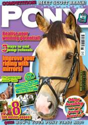 PONY Magazine – Spring 2014 issue PONY Magazine – Spring 2014
