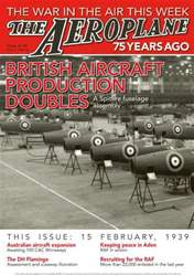 *22 British Aircraft Production Doubled issue *22 British Aircraft Production Doubled