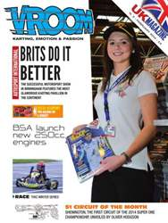 Vroom UK Magazine Cover