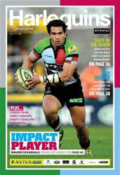 Harlequins v Newcastle Falcons issue Harlequins v Newcastle Falcons