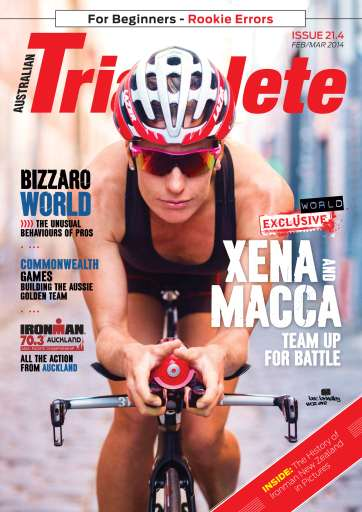 Australian Triathlete Preview