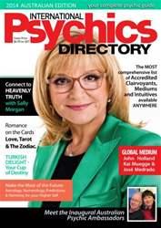 International Psychics Directory 2014 issue International Psychics Directory 2014