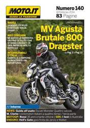 Moto.it Magazine n.140 issue Moto.it Magazine n.140