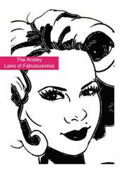 The Anstey Laws Of Fabulousness issue The Anstey Laws Of Fabulousness