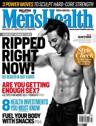 Men's Health Malaysia Preview