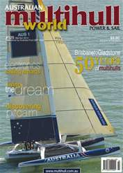 Multihull Magazine # 125 issue Multihull Magazine # 125