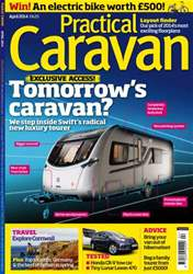 Practical Caravan Magazine Cover
