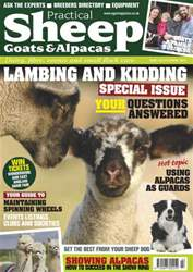 No.4 Lambing & Kidding issue No.4 Lambing & Kidding