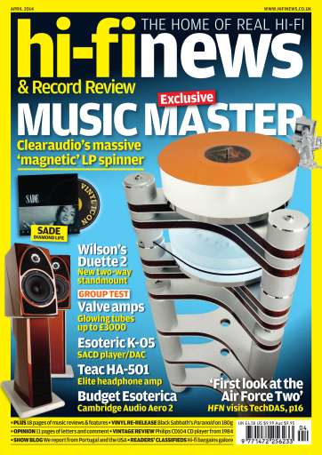 Hi-Fi News Digital Issue