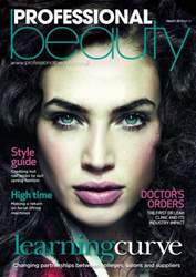 Professional Beauty March 2014 issue Professional Beauty March 2014
