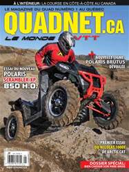 Quadnet Magazine Cover