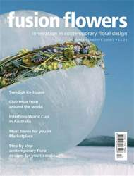 Fusion Flowers Issue 21 issue Fusion Flowers Issue 21